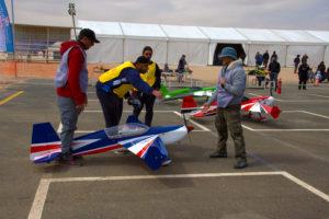 تجهيز الطائرات للطيران